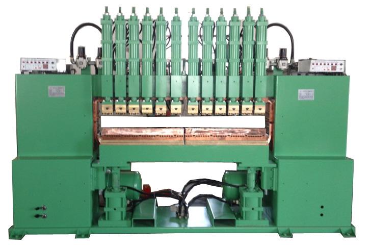 排焊机,排焊机的类型多吗